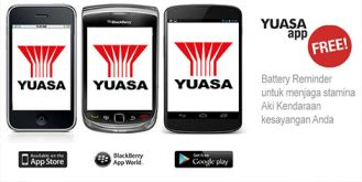 Yuasa App for Android and IOS