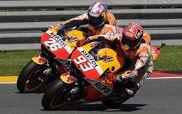 MotoGP Jerman: Marquez Sempurna, Pedrosa Asapi Rossi