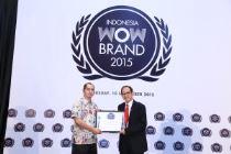 Penghargaan Indonesia WOW Brand 2015 untuk Yuasa Battery