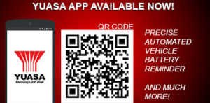 Yuasa App for Android Available Now!