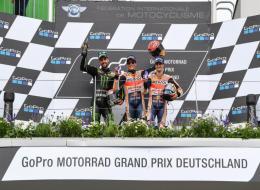 Marquez Memimpin Klasemen MotoGP 2017